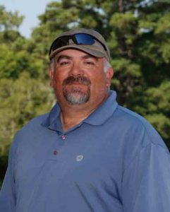 Briane Faletto Class A Golf Course Superintendent