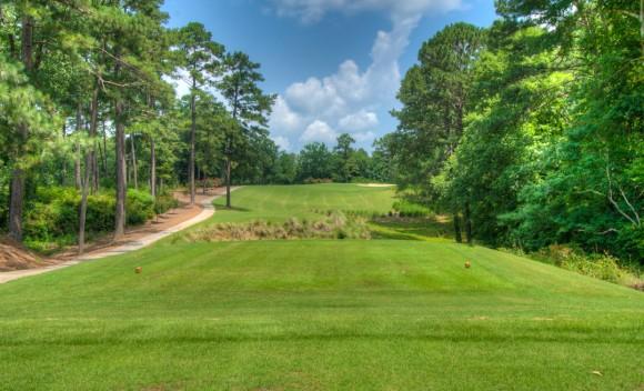Brickyard Golf Club Hole No. 2