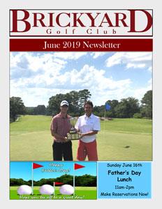 Brickyard Newsletter June 2019