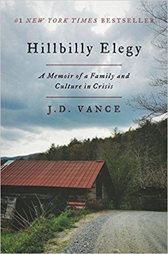 Ladies' Book Club: Hillbilly Elegy