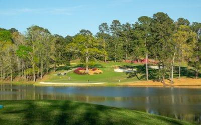 Summer at the Brickyard Golf Course