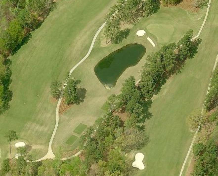 Brickyard Golf Club Hole No. 5