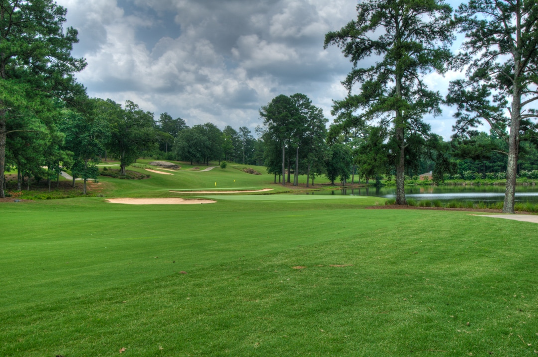 Brickyard Golf Club Hole No. 6