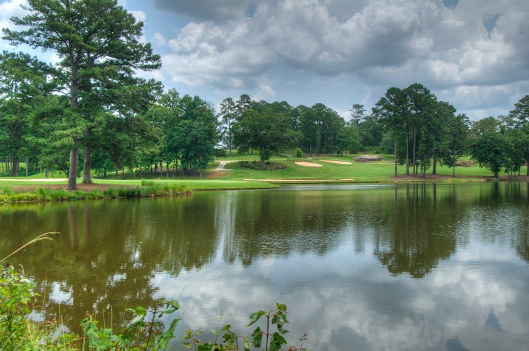 Brickyard Golf Club Hole No. 6