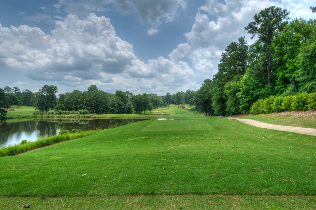 Brickyard Golf Club Hole No. 7