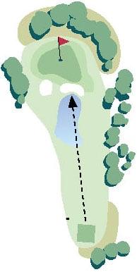Brickyard Golf Hole No. 5