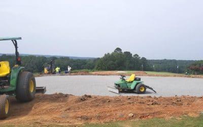 Practice Facilities Renovations & Improvements