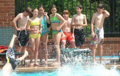 It's Finally Pool Season!